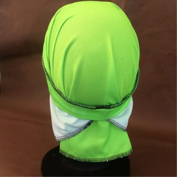 Phairo Fluoro Green Back