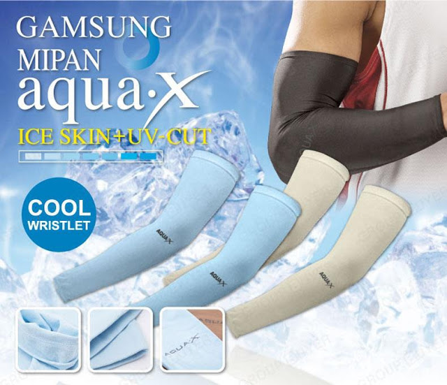 Ice Cool Arm Sleeves 50+