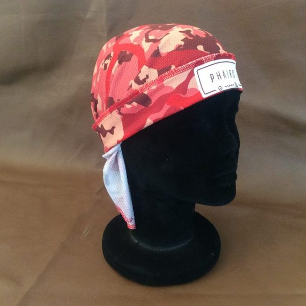 Phairo Camo Pink Front